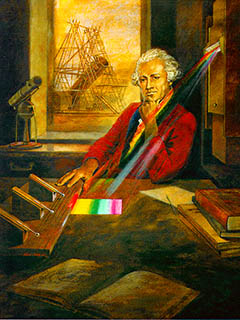 William Herschel Spectrum