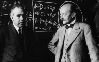 Bohr and Planck