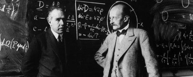 Bohr and Planck