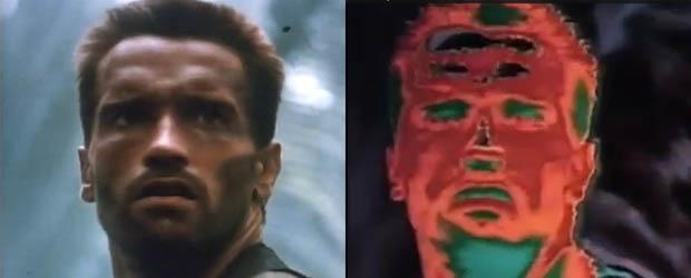 Тепловое зрение Хищника (Predator, 1987)
