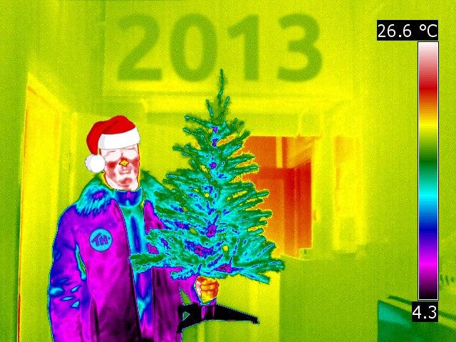 Теплонадзор поздравляет с Новым годом!