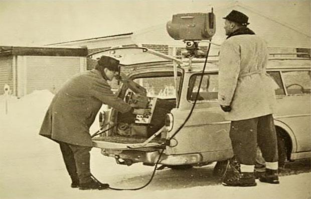 Пионеры тепловидения