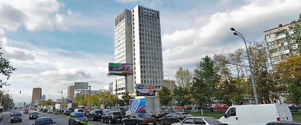 "ЦНИИ ""Циклон"" в районе Щелковского шоссе"