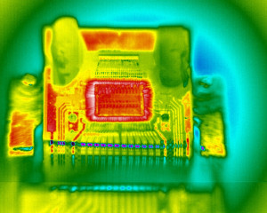 Thermal Failure Analysis on Optical Transceiver
