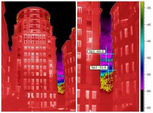 FLIR Low Temp Visualization